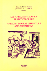 """Insects"" in oral literature and traditions"